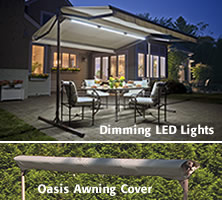 Dimming LED Lights